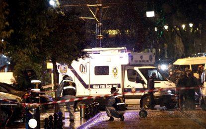 Атентаторът-самоубиец от Истанбул е идентифициран