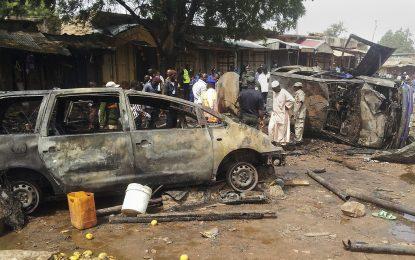 Самоубийствен атентат с малко момиче в Нигерия