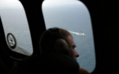Спасители откриха опашката на самолета на AirAsia