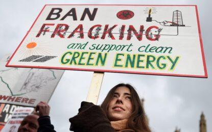 Шотландия забрани проучванията за шистов газ