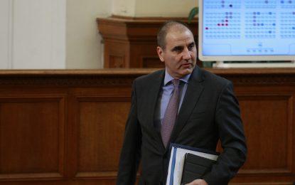 """Прокуратурата иска нова присъда за Цветанов за шестте """"Не!!!"""""""