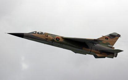 Либийски изтребители атакуваха гръцки танкер