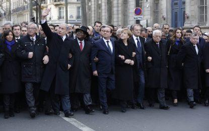 Маршът на мира – и лицемерието