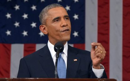 Обама въвежда оръжеен контрол в САЩ, въпреки Конгреса
