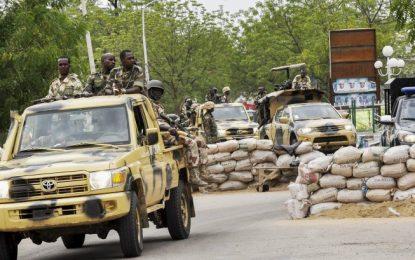 """""""Боко Харам"""" щурмува ключов град в Нигерия"""