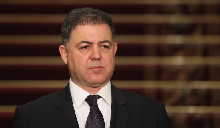 Министърът на отбраната Николай Ненчев ©БГНЕС