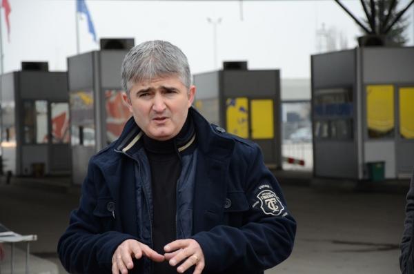 """Тодор Караиванов. Снимка: в. """"Старият мост"""""""