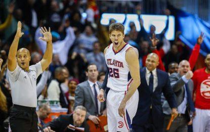 """Избрано от НБА: """"Хоукс"""" минаха с лекота през """"Уизърдс"""""""