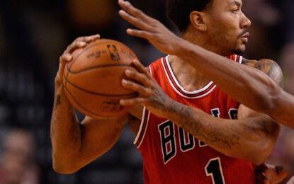 """Избрано от НБА: Роуз и Бътлър изведоха """"Булс"""" до победа над """"Мавс"""""""