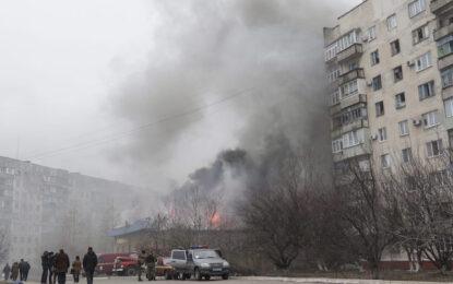 20 убити и 83 са ранени в Източна Украйна