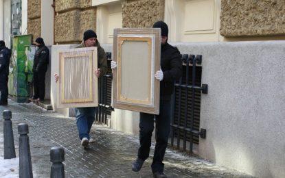 Картини от трезора на КТБ отиват в НИМ