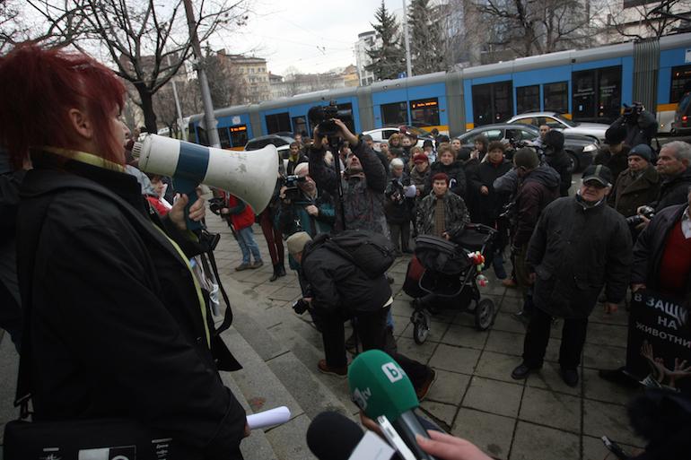 Активисти искаха оставката на зам. министъра на земеделието