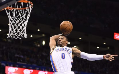 """Избрано от НБА: """"Тъндър"""" прекъснаха победната серия на """"Уориърс"""""""