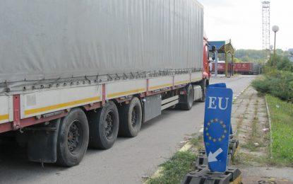 """Трето трасе за камиони отвори на """"Дунав мост 2"""""""
