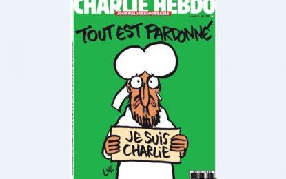 """И Мохамед е Charlie в новия """"Шарли Ебдо"""""""