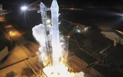 SpaceX все по-близо до ракетите за многократна употреба