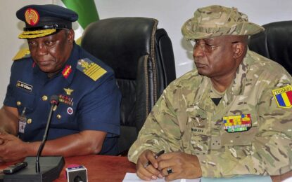"""Пет африкански страни готови с обща армия срещу """"Боко Харам"""""""