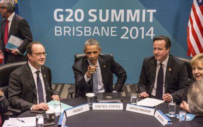 Австралия разкри личните данни на Обама и Путин погрешка