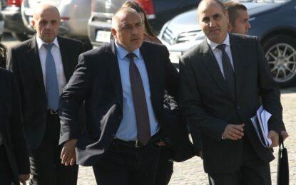Борисов удари по семейната приятелка на Цветанов