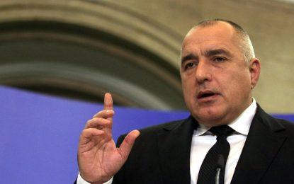 Борисов: Ако искат да ме оставят в историята, да ме вкарат в затвора
