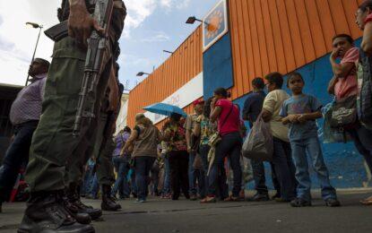 Венецуелците се редят на опашки дори за секс