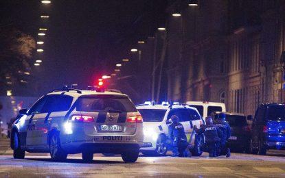 Датската полиция застреля предполагаем терорист