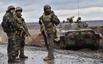 Наблюдатели от ОССЕ проверяват в Донбас как се спазва примирието