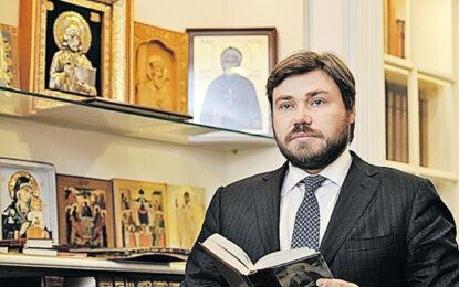 Путински олигарх от черния списък иска да купи TV7