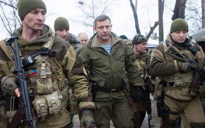 В Донецк утихна, в Луганск не