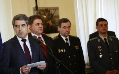 Президентът свиква Консултативния съвет по сигурността през март