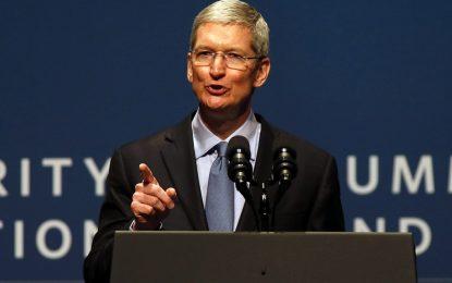 Apple иска дебат за отключването на iPhone