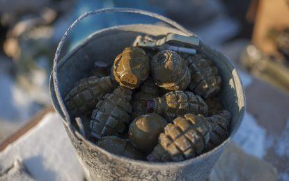 Заловените от Украйна руснаци признаха, че са руски военни