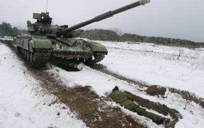 Буферната зона в Източна Украйна е под въпрос