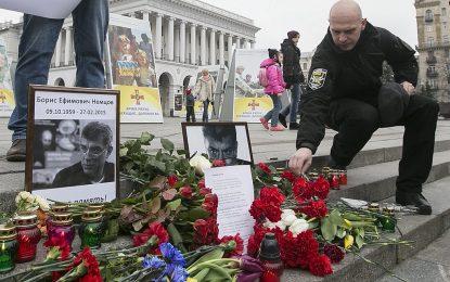 Пет версии за убийството на Борис Немцов