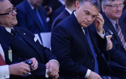 Орбан загуби супермнозинството си в парламента на Унгария
