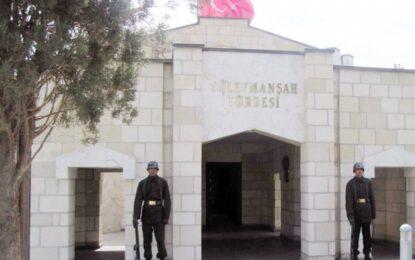 Турция влезе с танкове в Сирия заради османска гробница