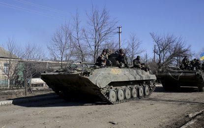 Първи ден без смърт в Донбас от началото на примирието