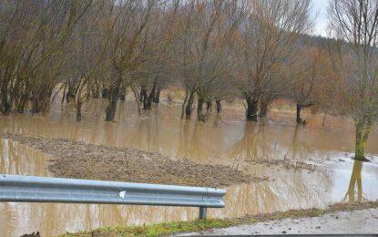 Шест общини бедстват заради наводнения