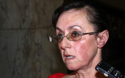 Само съдия Нели Куцкова кандидат за шеф на САС