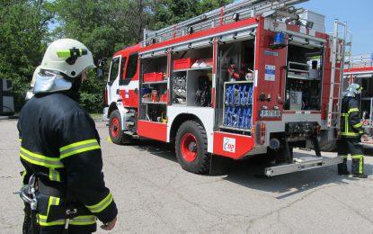 МВР няма пари за зимни ботуши на пожарникарите