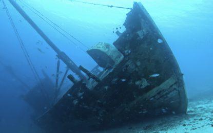 Учени се взират в 8 кораба на дъното на Черно море