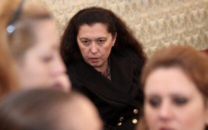 Румяна Тодорова остава още няколко дни шеф на НЗОК