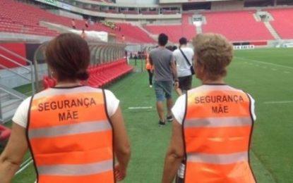Майки на ултраси пазят мира по бразилските стадиони