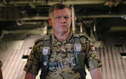 """Йорданският крал лично тръгва на вендета срещу """"халифата"""""""