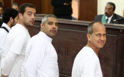 Египет освободи австралийски журналист
