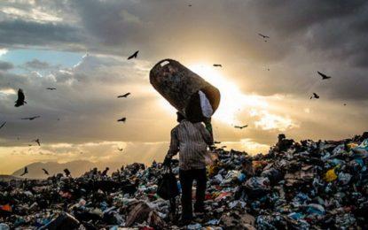 Златотърсачите от планината от боклук