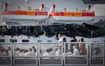 Италия спаси 2000 имигранти в Средиземно море