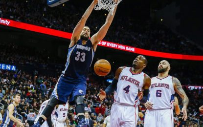 """Избрано от НБА: """"Гризлис"""" сразиха лидерите на Изтока като гости"""