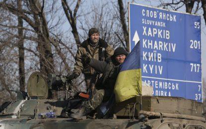 Никой не напуска фронта в Донбас