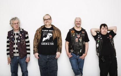Финландски пънкари с Даун се борят за Евровизия